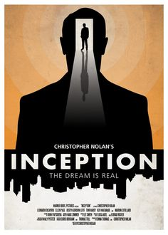 Inception (2010) #inception