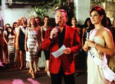 "miss congeniality, ""stricter punishment for parole violators...and...world peace."