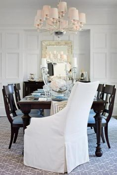 VT Interiors - Library of Inspirational Images: Story In White