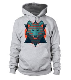 Limitierte Edition Abstract Wolf
