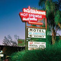 Top 10 hotels under $150   Dr. Wilkinson's Hot Springs Resort, Calistoga, CA   Sunset.com