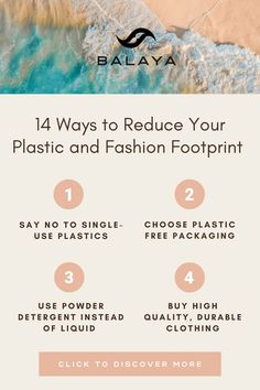Ways to reduce your plastic and fashion footprint. How Balaya is a conscious business - Activewear | Womens Gym Outfits | Plastic Free | Sustainable | Eco friendly packaging | reduce plastic usage | single use plastic | plastic waste | plastic free life Plastic Plastic, Plastic Items, Plastic Waste, Sea Turtle Species, Womens Gym, Compost Bags, Gym Clothes Women, Plastic Pollution, Gym Outfits