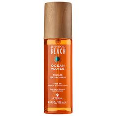 Bamboo Beach Ocean Waves Tousled Texture Spray - ALTERNA Haircare | Sephora