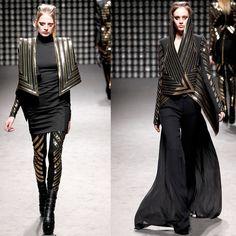 Gareth Pugh: Extraordinary Fashion Designer | SmilePanic