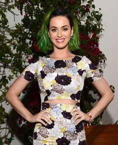Pin for Later: Katy Perry hat sich ganz schön verändert 2014