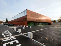 Sporthalle St. Martin, Villach « Dietger Wissounig Architekten – Architektur und Städtebau Mehr