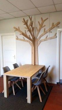 Halve Boom Muur 700px Dining Table, Foyer, Marceline, Furniture, Preschool, Classroom, Home Decor, Blog, Class Room