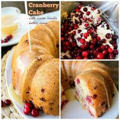 Elvis Presley Cake - Maria's Mixing Bowl Cake Recipes, Dessert Recipes, Desserts, Elvis Presley Cake, Cranberry Cake, Barbecue Chicken, Butter Sauce, Slow Cooker Chicken, Winter Food