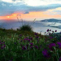 Amanecer, Ceuta