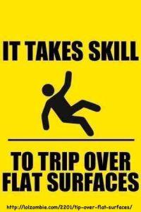 It takes skill!