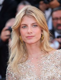 """Melanie Laurent attends the """"Inside Out"""" Premiere during the annual Cannes Film Festival on May 2015 in Cannes, France. Get premium, high resolution news photos at Getty Images Dame Diana Rigg, French Beauty, French Actress, French Chic, Pretty Eyes, Cute Faces, Beautiful Actresses, Beautiful Women, Beautiful Eyes"""