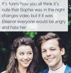 i absolutely adore El, but its pathetic how many people would hate on her if she was in it