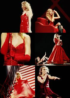 Taylor Swift in RED <3