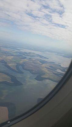 Lago Itaipu, Paraguay - Brasil