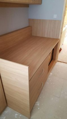 cabin bed drawers
