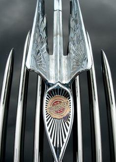 1934 Chrysler CX LeBaron Custom Imperial Airflow Town Sedan
