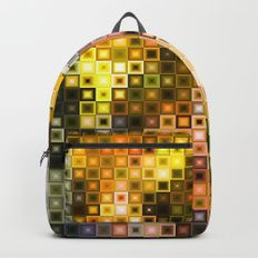 A million lights #Backpacks #backpack #abstract #backtoschool #school #modern