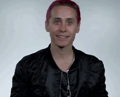 Jared Leto Messes with Vanity Fair