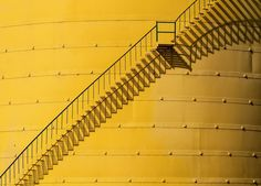 'Shadow and Stairs' by Michael Hill   GuruShots