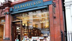 D.R. Harris 29 St. James's Street, London.
