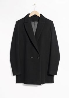 & Other Stories | Double-Breasted Blazer