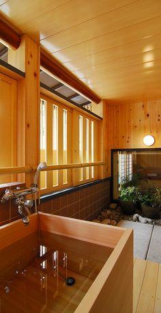 対山荘 修善寺 内風呂