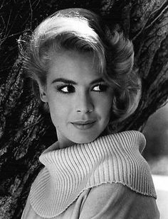 Sandra Dee--I've always loved her especially in Come September--and she married Bobby Darin!!!