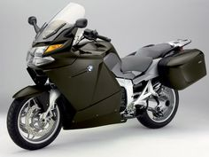 K1200 GT.  My first BMW was this model in 2007.  Loved this bike.  Wicked fast for an old guy like me.