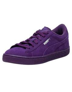 #FashionVault #puma #Girls #Footwear - Check this : PUMA GIRLS Purple Footwear / Sneakers for $39.99 USD