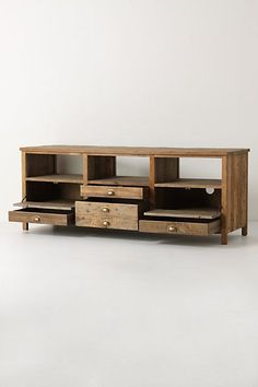 Illusorio Console - anthropologie.com: