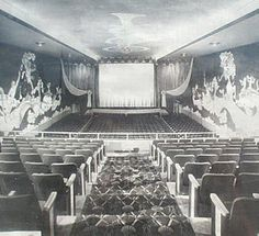 Stockyards movie theatre