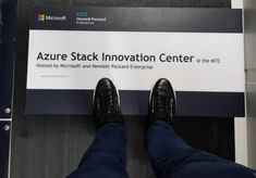 Let's talk about the HPE Azure Stack Innovation Center Let Them Talk, Let It Be, Innovation Centre, Microsoft, Learning, Tech, Community, Studying, Teaching