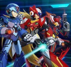 V Games, Comic Games, Team Fortress 2, Cry Anime, Anime Art, Mega Man, Geeks, Maverick Hunter, Character Art