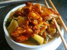 Chicken Teriyaki Ramen