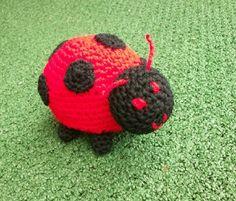 Lady Bug by Wednesday Elf - Mountainside Crochet, via Flickr