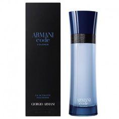 Nuevo perfume para hombre Giorgio Armani Code Colonia de #GiorgioArmani  https://perfumesana.com/giorgio-armani-marca/1174-giorgio-armani-code-colonia-edt-125-ml-spray-3614270692420.html