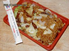 Okinawan Yakisoba      I started making the recipe from this link about four years ago.  It's now a family favorite.