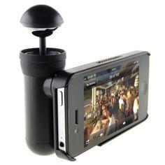 BubbleScope 360° Panorama Lens en Beschermcase