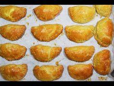 τυροπιτάκια κουρού πανεύκολα τραγανά Cheese pies CuzinaGias pastry - YouTube Cheese Pies, Antipasto, Greek Recipes, International Recipes, Pretzel Bites, Side Dishes, Muffin, Food And Drink, Bread