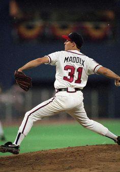 Greg Maddux, all-time favorite Atlanta Braves pitcher Maddog