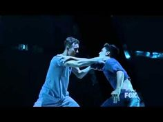 Tucker and All Star Robert So you think you can dance season 10 top 10 dancers - YouTube