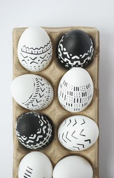 The 50 best ways to dye and decorate Easter eggs. Our favorite dyed, stamped, painting,...