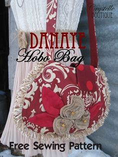 Fun Hobo Bag