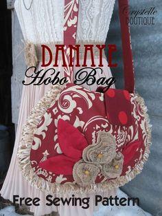 Fun Hobo Bag