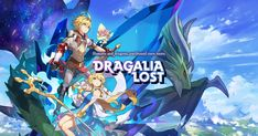 Lost, Mobiles, Gaming Banner, Cute Dragons, Video Game News, Summoning, Marvel Dc Comics, Mobile Game, Jouer
