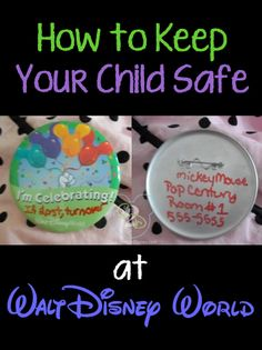 How To Keep Your Child Safe at Walt Disney World
