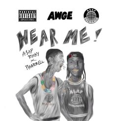 The Lord Pretty Flacko drops new heat with the legendary Pharrell. The new track from ASAP Rocky, Hear Me carries a soulful sound as production has definitely been touched by Pharrell. The flow of Rocky is impeccable, as his verses carry the track. Stream the new song below via SoundCloud http://casanova.audio/asap-rocky-pharrell-hear-me/ #ASAPRocky #Pharrell #HipHop #NewMusic
