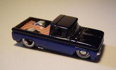 Revell prostreet Chevy Truck Model.