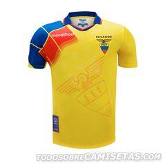Ecuador, Soccer Players, Polo Shirt, T Shirt, Marathon, Polo Ralph Lauren, Sports, Mens Tops, Fashion