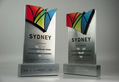 Sydney Cup College Football Trophies | #Design #Awards #Sports #Trophy #GridIron #NFL #ModernDesign